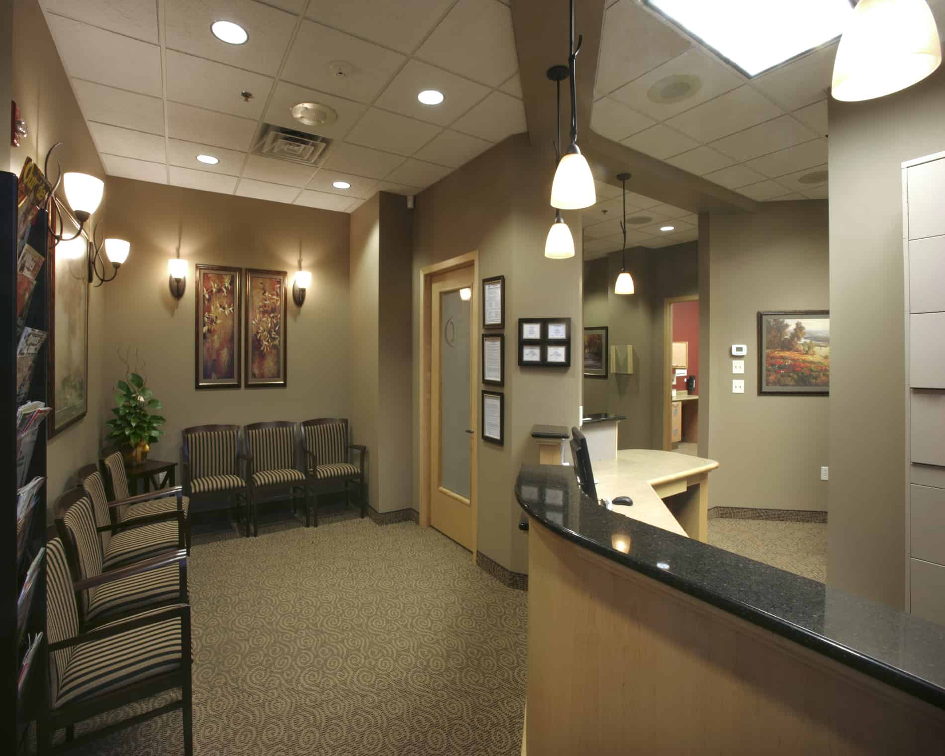 Oral and Facial Surgery Office, Dr. James Hughes