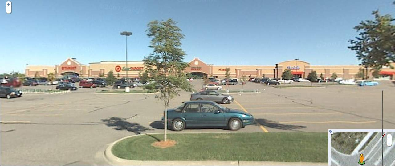 Commercial Context Image from Google Maps